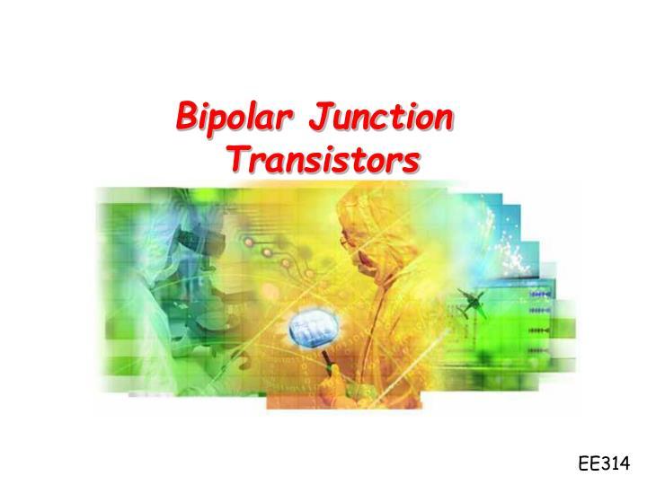 bipolar junction transistors n.