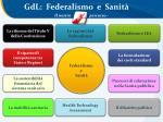 Federalismo e Sanità