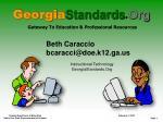 Georgia Standards . Org