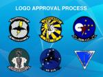 LOGO APPROVAL PROCESS