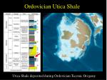 Ordovician Utica Shale