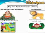 Buy kids room accessories online