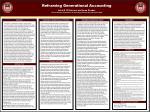 Reframing Generational Accounting