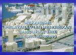 MEKANISME PELAYANAN IJIN MENDIRIKAN BANGUNAN (IMB) di Kota Bandung