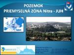 Nitrianska investičná, s.r.o. Mestský úrad v Nitre tel.: +421 (0) 911 802 654