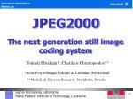 JPEG2000