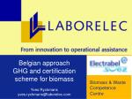 Biomass & Waste Competence Centre