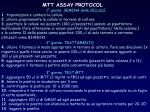 MTT ASSAY PROTOCOL