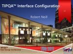 TIPQA™ Interface Configuration