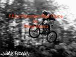FEA of Mountain Bike Frame by: Alfred Munoz