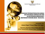 Disampaikan oleh: Asisten Deputi Urusan Ekspor dan Impor