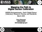 Mapping the Path to Digital Sensor Calibration