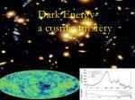 Dunkle Energie – Ein kosmisches Raetsel