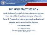 Ajin Jirachiefpattana 15-17 February 2012 Geneva International Conference Centre