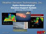 Weather Decision Technologies, Inc.