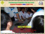Pengembangan Pendidikan dan Tata Kelola Layanan Pendidikan untuk ANAK CI+BI