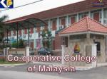 Co-operative College of Malaysia