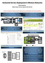 Reijo Salminen Mobile Open Access Systems M-OAS ltd
