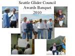 Seattle Glider Council Awards Banquet 2010