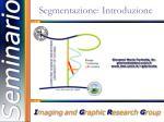 Segmentazione: Introduzione