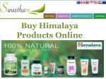 Buy Himalaya Products Online