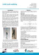 Daan G. E.  Hobbelen Delft University of Technology 3mE - BioMechanical Engineering
