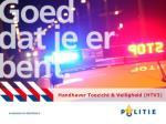 Handhaver Toezicht & Veiligheid (HTV3)