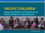 Pacific children
