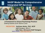NASP Website:  nasponline