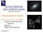 SLOAN DIGITAL SKY SURVEY (E885) Stephen Kent (CD/EAG)