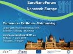 EuroNanoForum