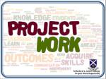 St Andrew's Junior College Project Work Department