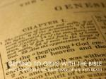 Getting to grips with the bible Part 5: Words have the power of life and death