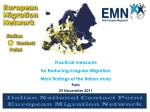 Italian  National  Contact  Point European Migration  Network