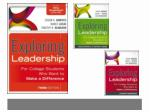 2. The  Changing Nature of  Leadership