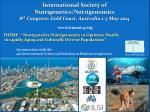 International Society of Nutrigenetics / Nutrigenomics