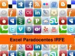 Excel Paradocentes IRFE