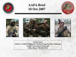 Louis Curcio Infantry Combat Equipment, Marine Corps Systems Command E-mail: louis.curcio@usmc.mil