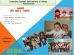 I Consultori Familiari dell'Area Nord di Venosa Asp di Potenza