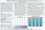 The Effect of Nicotine on Lumbriculus Variegatus's Pulse Rate per Minute: GCC Bio 100 Lab Poster