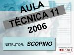 AULA TÉCNICA 11 2006