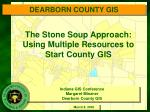 DEARBORN COUNTY GIS