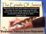 Turning Trials Into Triumph