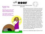 HOOF Bringing Vanderhoof Youth Closer to Christ April 2012