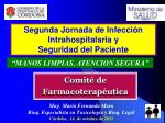 Comité de Farmacoterapéutica