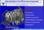Data Acquisition in the ITER Ion Source Experiment
