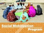 Social Mobilization Program