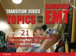 Endocrine Emergencies: Diabetes Mellitus - Hypoglycemia