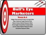 Bull's Eye Marketers
