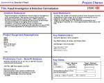 Title : Fraud Investigation & Detection Centralization